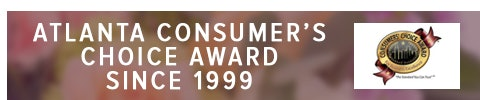 Carithers Flowers awarded Consumers Choice Atlanta Since 1999.