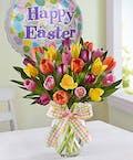 Happy Easter Tulip Bouquet