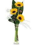 Sunflower Desktop Bunch Vase