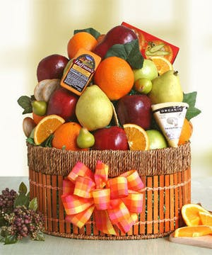 Luxury Fruit Baskets
