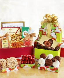 A Bundle of Sweetness Gourmet Tower