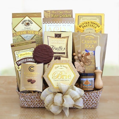 'Thank You' Gift Basket