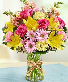 Bright and Cheery Flowers, Same Day Delivery
