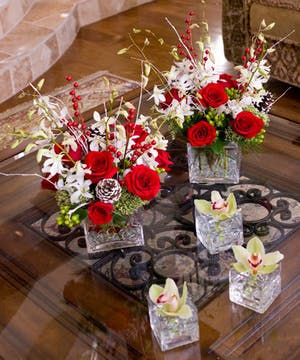 Holiday Party Centerpiece Collection