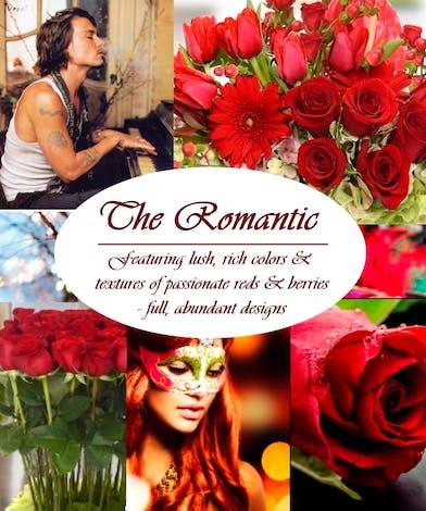 Romantic Flower Arrangements, Carithers Flowers Atlanta