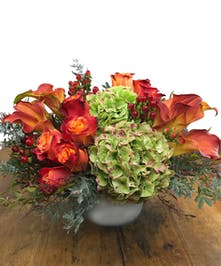 Fall Fabulous Flower Arrangement by Carithers Flowers Atlanta, Same Day Delivery