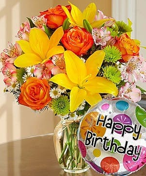 Birthday Flowers, Gifts, Same-day Delivery in Atlanta Metro