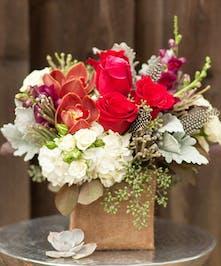 Good Tidings Flower Arrangement