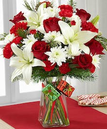 Joyous Holiday Bouquet""