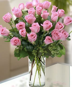 30% Larger Grand Reserve Pink Roses from Carithers - Voted Best Roses in Atlanta