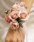 Pure Pink  Grace Corsage