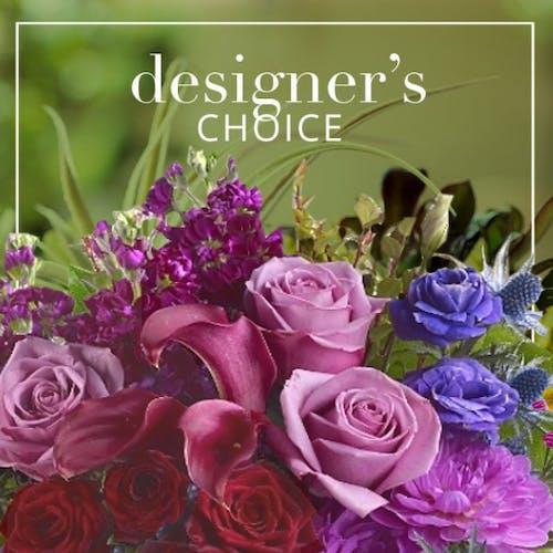 Purple & Lavender Custom Theme