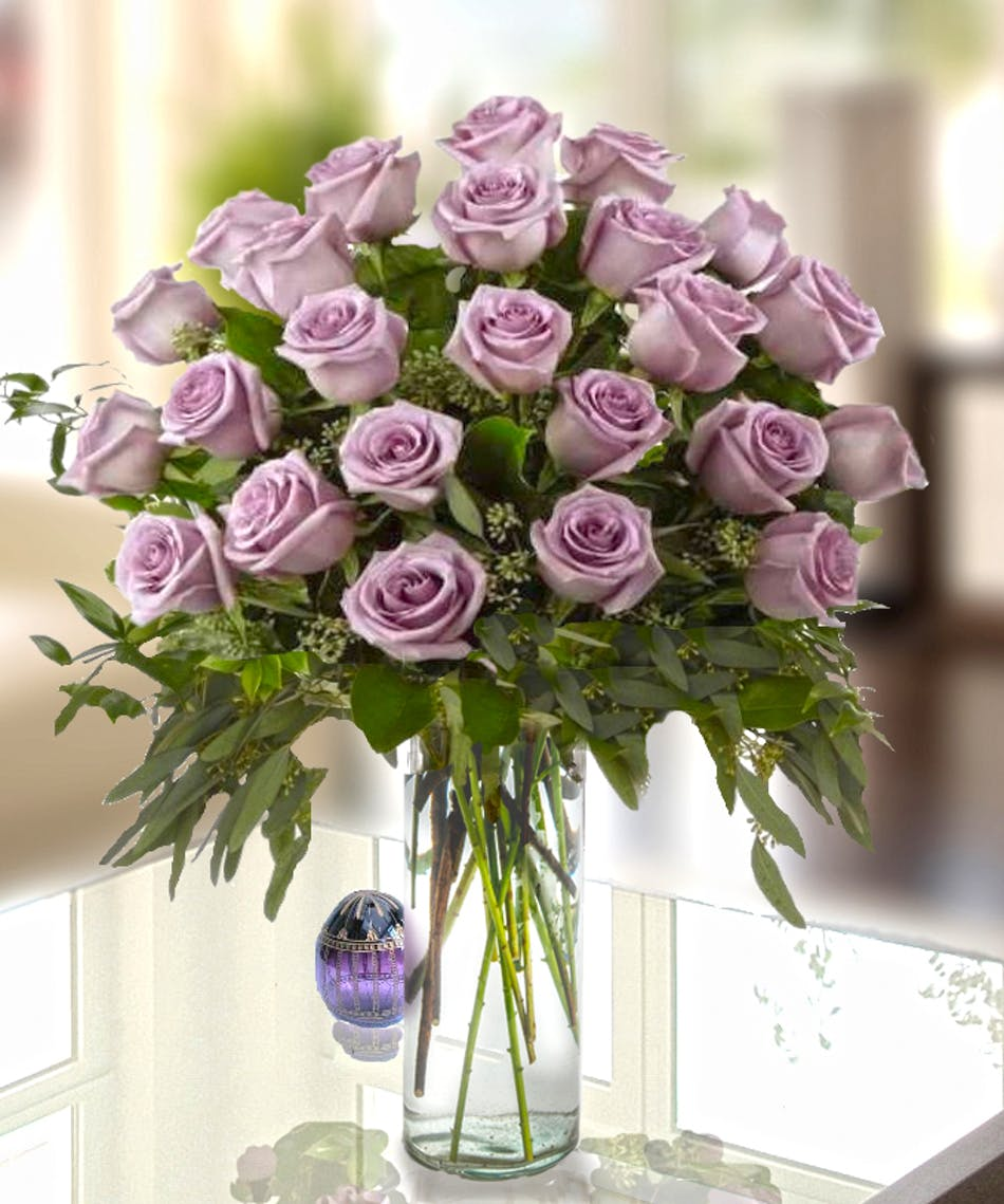 Gorgeous ecuadorian lavender roses carithers flowers voted best gorgeous ecuadorian lavender roses carithers flowers voted best florist atlanta ga same day flower delivery izmirmasajfo