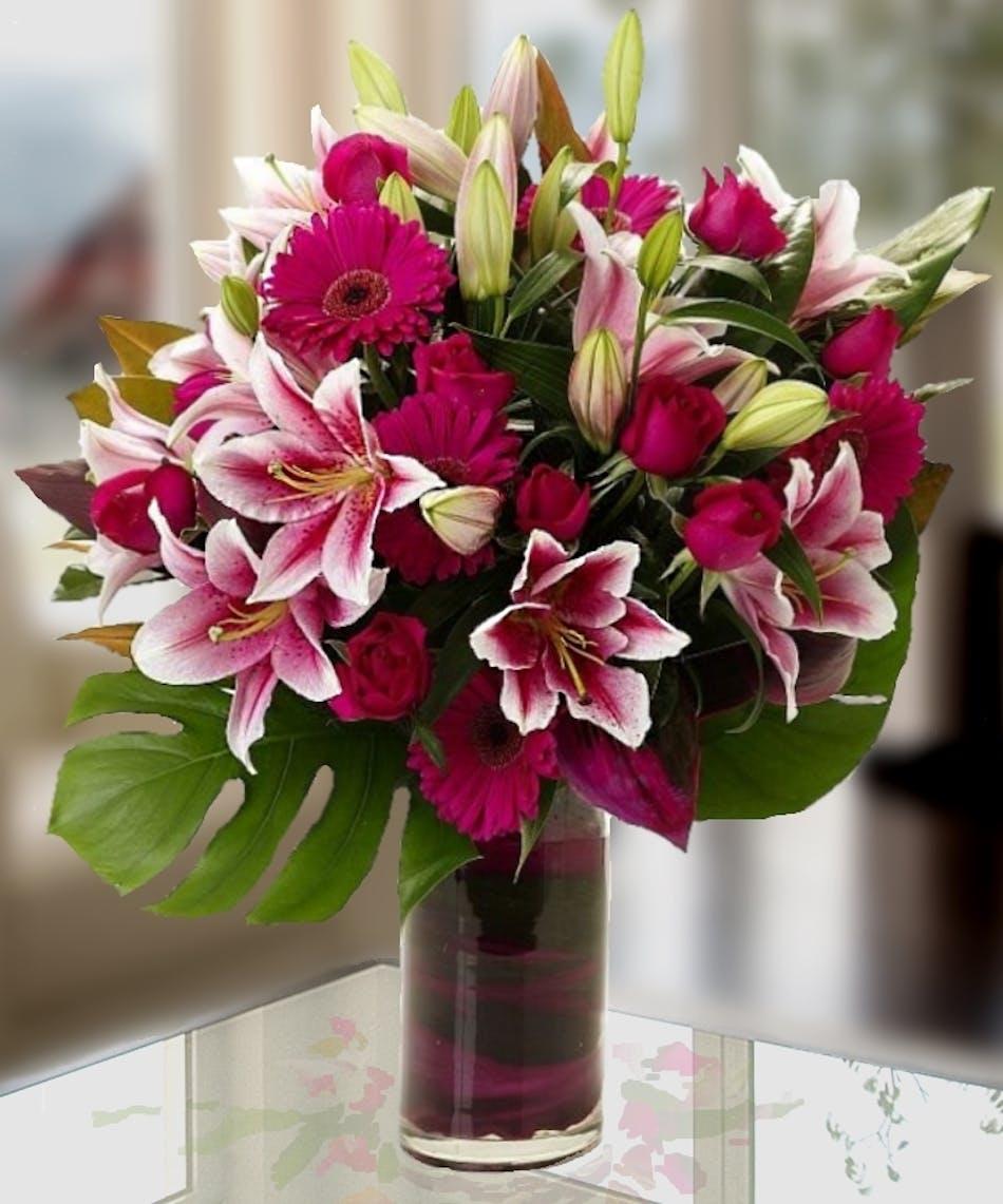 Ce la vie luxury flowers custom flowers carithers flowers luxury flower arrangements atlanta flower delivery izmirmasajfo