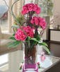 Premium - 48 Hot Pink Roses