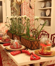 Custom Christmas and Holiday Decorating by Carithers Flowers Atlanta