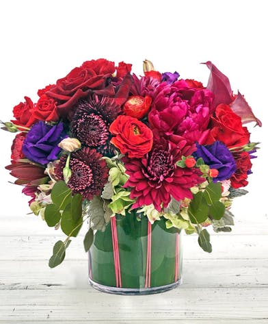 The Love Story Bouquet by Carithers Flowers Atlanta