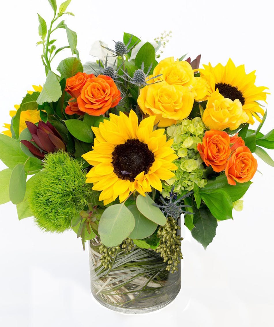 Autumn surprise bouquet by carithers flowers atlanta autumn surprise bouquet by carithers flowers izmirmasajfo