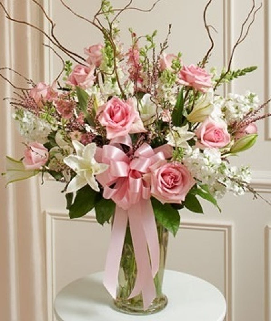 Sympathy arrangements for women carithers florist atlanta izmirmasajfo