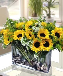 Sunflowers, Carithers Flowers Atlanta, Same Day Florist Delivery