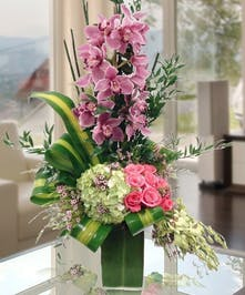 Exotic Tropical Flowers with same day Atlanta delivery