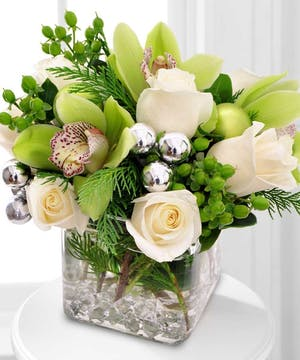 Winter Flower Arrangements, Carithers Flowers Atlanta, Alpharetta, Buckhead, Decautur, Duluth, Marietta, Roswell, Sandy Springs