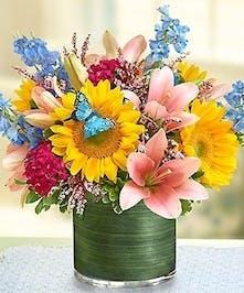 Butterfly Garden' Bouquet
