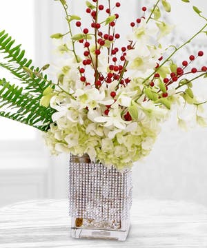 Hydrangea & Orchids, Unique Holiday Flowers for same-day delivery in Atlanta, Alpharetta, Buckhead, Decatur, Duluth, Dunwoody, Kennesaw, Lawrenceville, Marietta, Roswell, Sandy Springs, Vinings