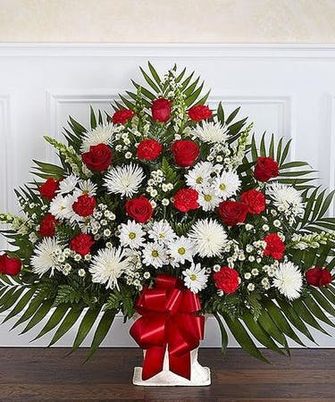 Funeral Flowers Funeral Arrangements Red Carithers Florist