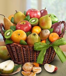 Orchard Fruit Basket